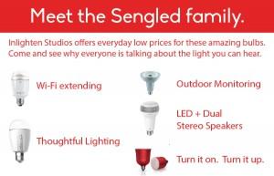 Sengled bulb ad